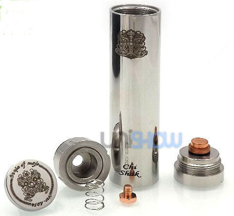 Chi You v2 Style Mechanical Mod - Vaporider