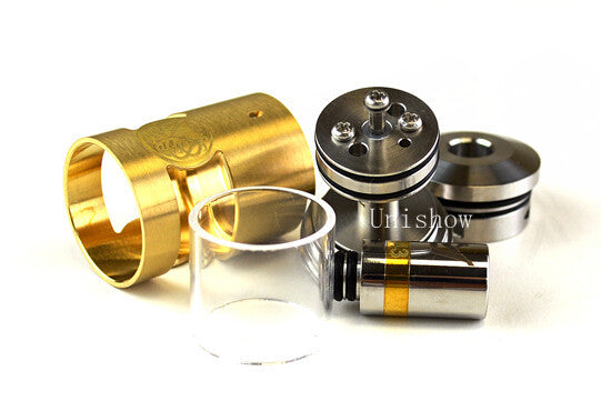 Kraken RBA - 26mm - Brass(Buy 1 Get 1 Free) - Vaporider