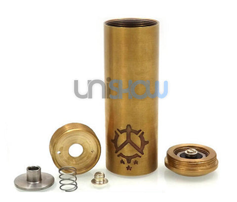 El Gigante 26650 Mechanical Mod Brass (Buy 1 Get 1 Free) - Vaporider