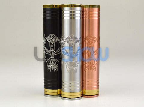 Raijin 18650 Mechanical Mod - Copper Contacts - Vaporider