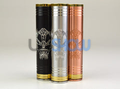 Raijin 18650 Mechanical Mod - Copper Contacts