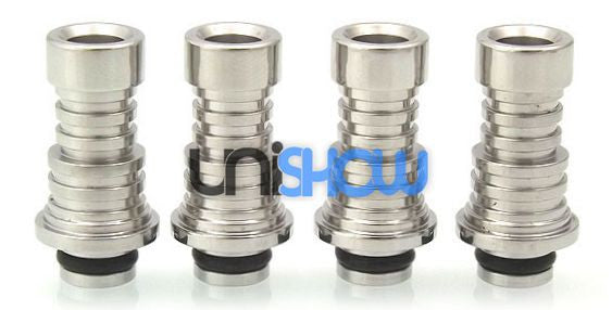 Stainless Steel 510 Drip Tip - DT0083