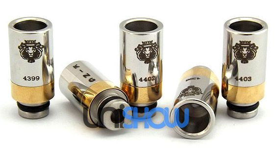 King Stainless Steel 510 Drip Tip