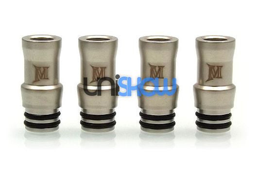 Stainless Steel 510 Drip Tip - DT0086