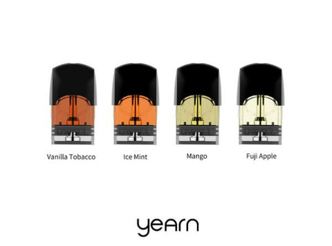 Uwell Yearn Replacement Pods - Vaporider