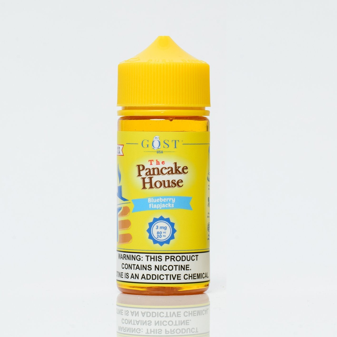 The Pancake House 100ML E-Juice By GOST - Vaporider