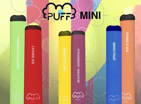 VapeMons Puff Mini 5% Disposable Cigarette - Vaporider
