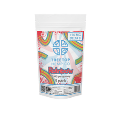 Treetop Delta 8 Gummy in 150MG and 300MG