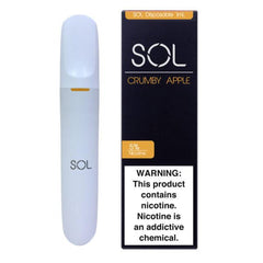 Sol 5% Nicotine Disposable Device - Vaporider
