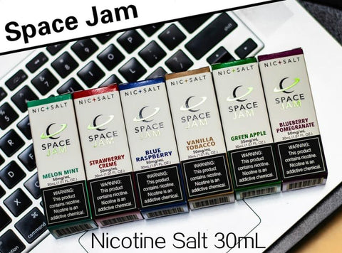 Space Jam Nicotine Salt 30mL - Vaporider