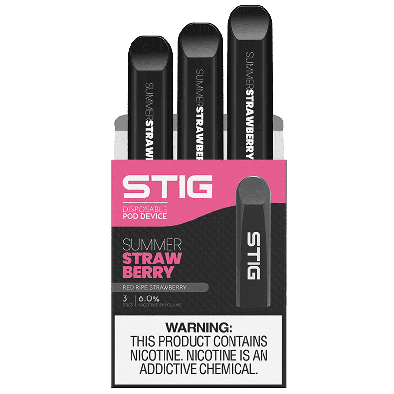 VGOD STIG Disposable Pod Device Kit (3pcs) - Vaporider