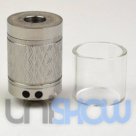 Lancia Style Rebuildable Dripping Atomizer