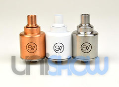Science of Vaping SOD 5K RDA Clone - Dual Top Cap - VapoRider