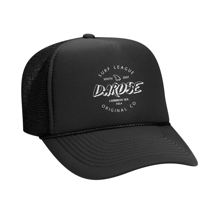 Trucker cap darose Black/ Surf League
