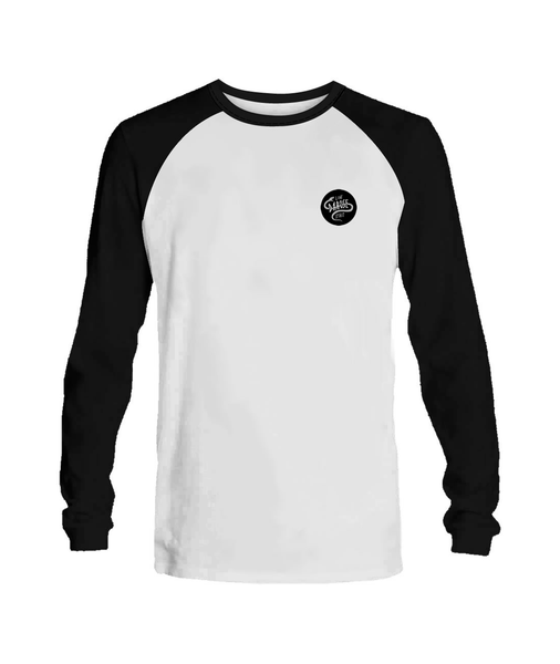 T- shirt Long sleeve men Viper Seal black/ white