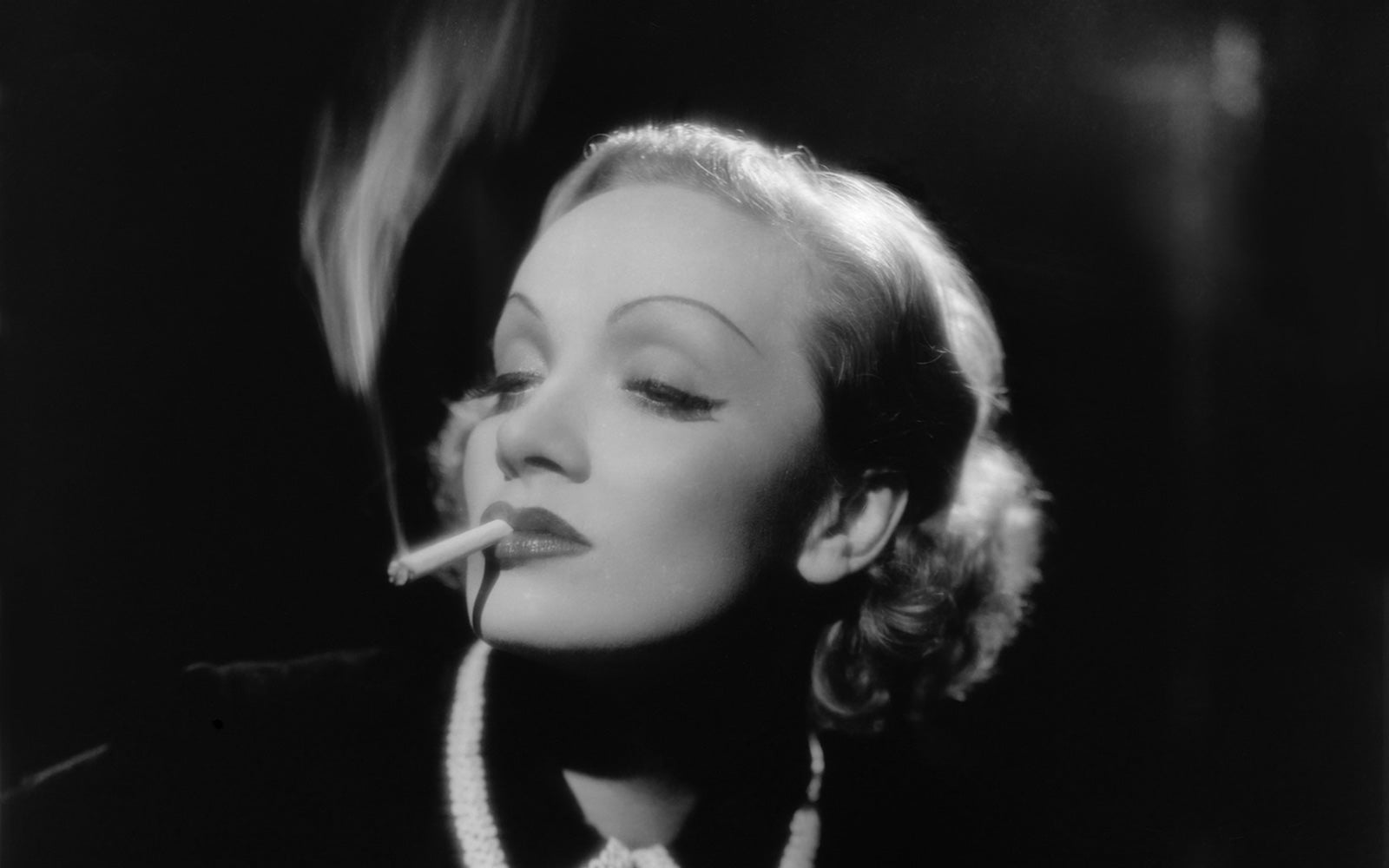 John Kobal Foundation: Marlene Dietrich for 'Angel', By Eugene Robert Richee, Paramount Pictures, 1937 | Platinum Print | Lenscloud