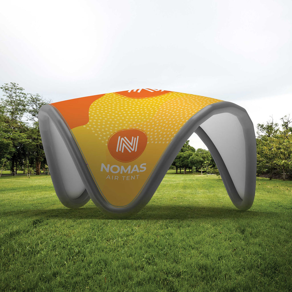 inflatable air outdoor tent for events, trade shows and exhibits