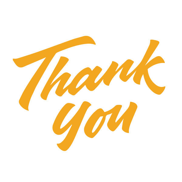Thank you from Makitso Portable Displays