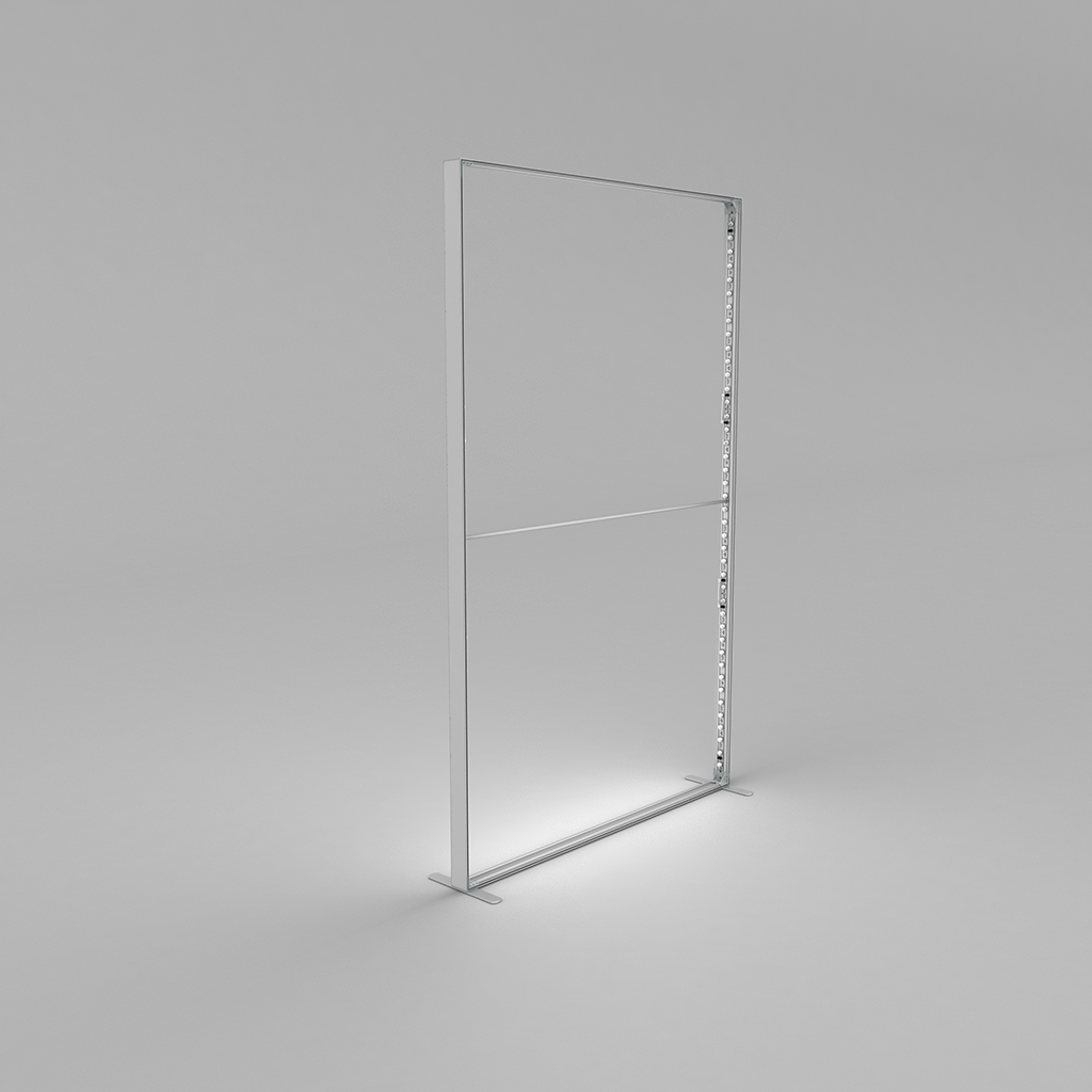 Infinity DNA™ Pro Light Box 1400L 4.5ft Display Frame