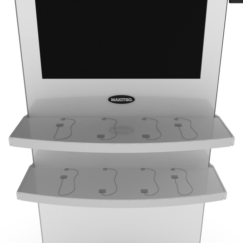 Digital Kiosk Accessories