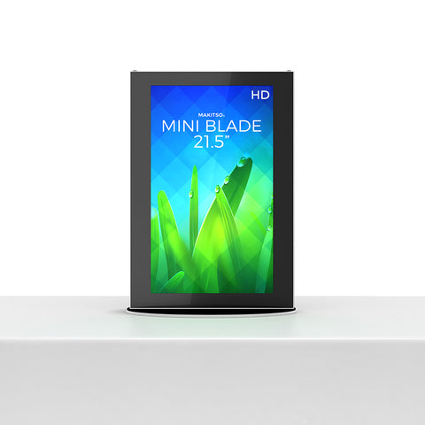 "Makitso Mini Blade 21.5"" - Digital Signage Kiosk"