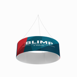 Makitso Blimp Tube Hanging Banner System