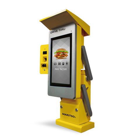 Makitso Drive Thru Interactive Menu and Kiosk