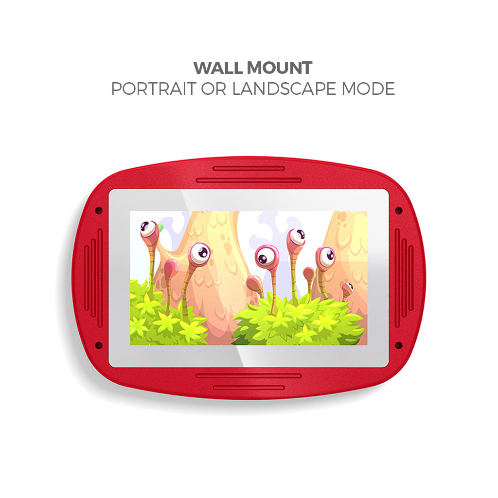 Makitso 4k Interactive Children's Touch Screen Monitor Table Wall Mount