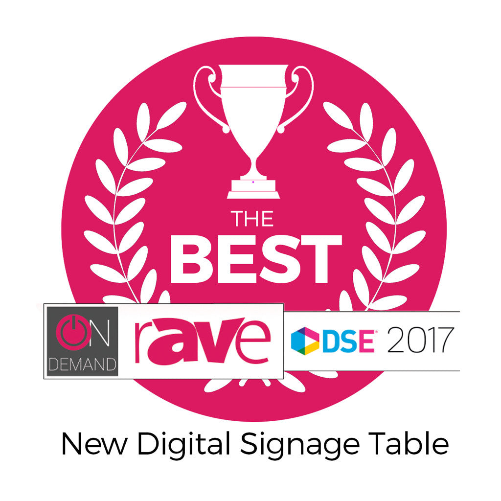 Best of Digital Signage DSE