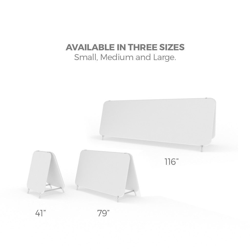 WaveLine® Double Stand Sizes