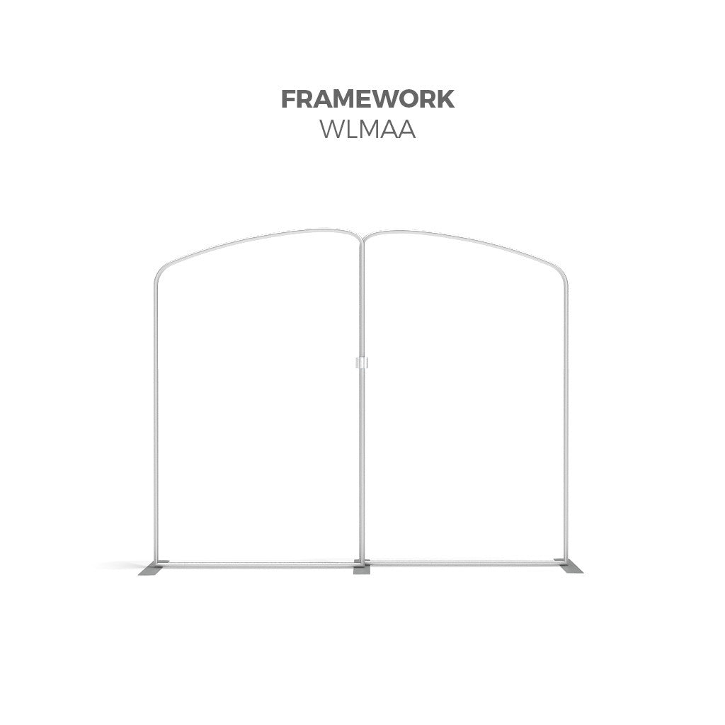 WaveLine Media® Display WLMAA Kit framework