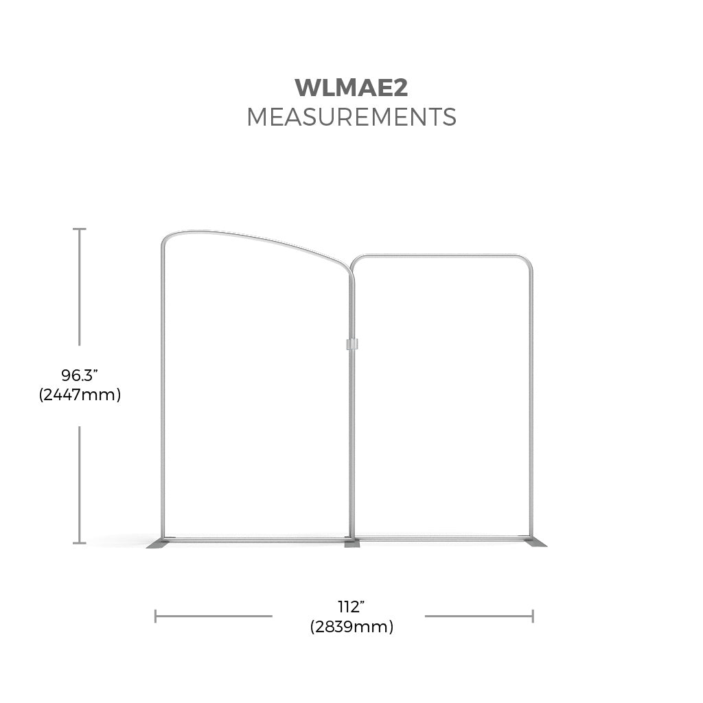 WaveLine Media® Display Kit WLMAE2