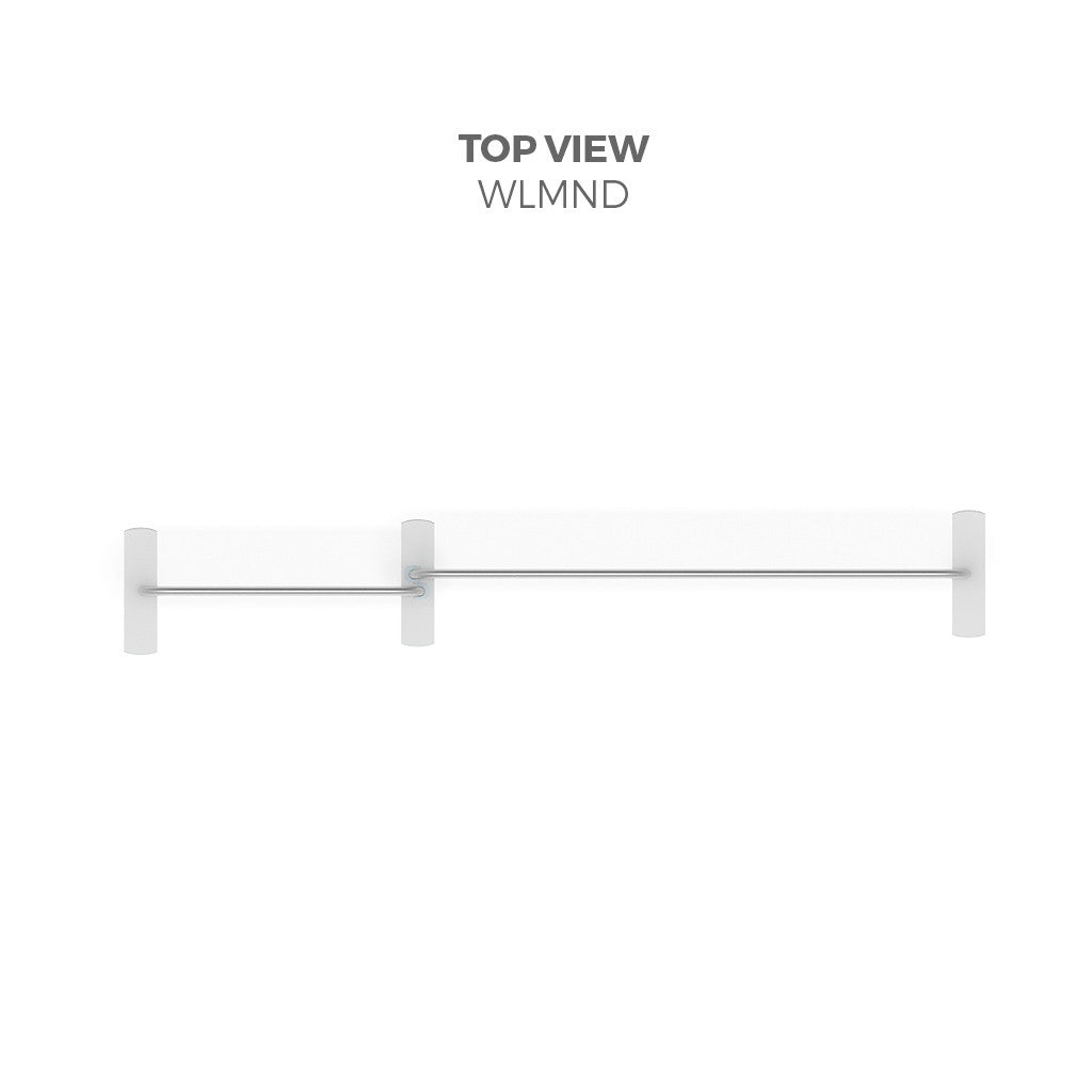 WaveLine Media® Display Kit WLMDN top view