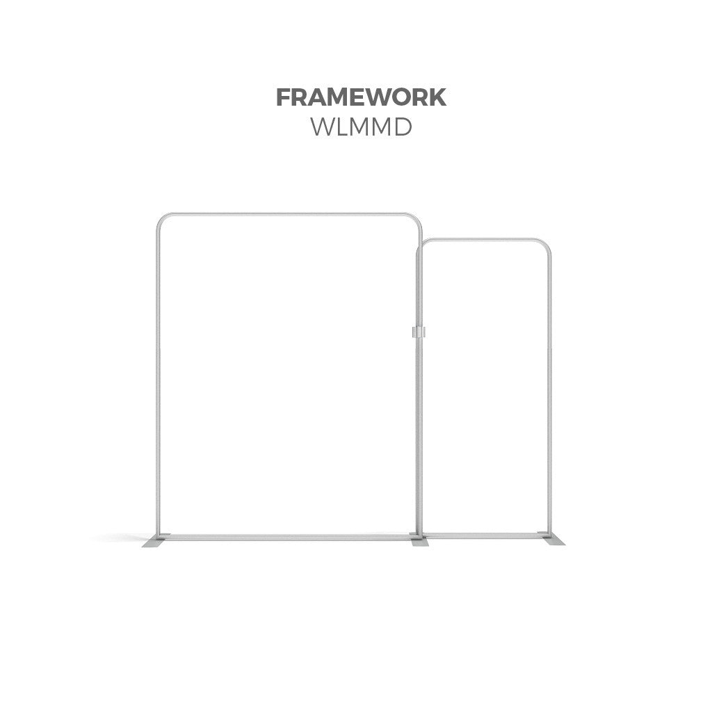 Makitso WLMMD WaveLine Media® Display Kit framework