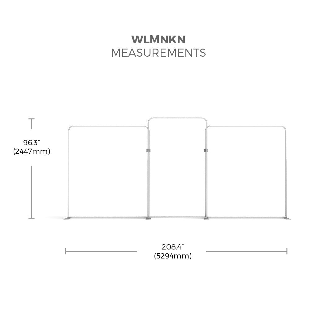 Makitso WLMNKN WaveLine Media® Display measurements