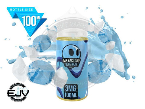 Blue Razz EJuice by Air Factory 100ml