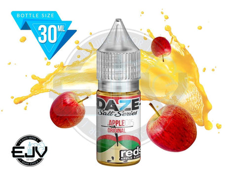 Reds Apple Salt by 7 Daze Salt Series 30ml