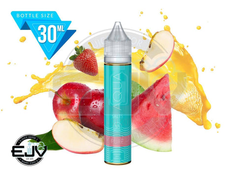 Pure by AQUA E-Juice Salts 30ml
