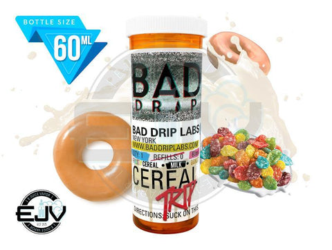 Cereal Trip EJuice Bad Drip 60ml