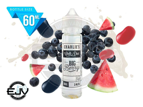 Big Berry by Charlie's Chalk Dust 60ml