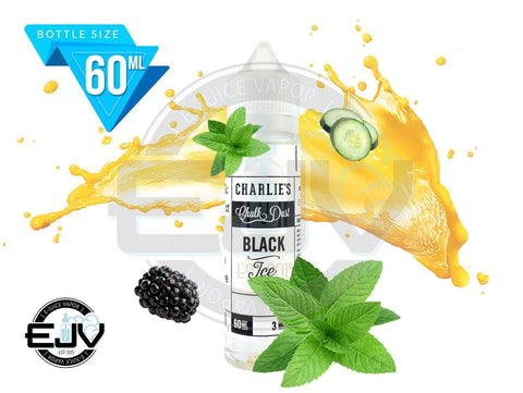 Black Ice by Charlie's Chalk Dust 60ml
