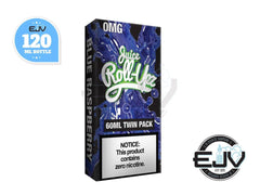 Blue Raspberry by Juice Roll Upz EJuice 120ml