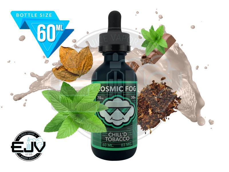 Chill'd Tobacco by Cosmic Fog 60ml