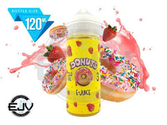 Strawberry Donuts by Donuts EJuice 120ml