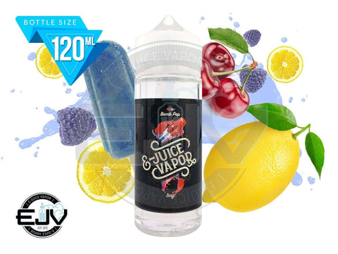 Bomb Pop By EJuice Vapor 120ml