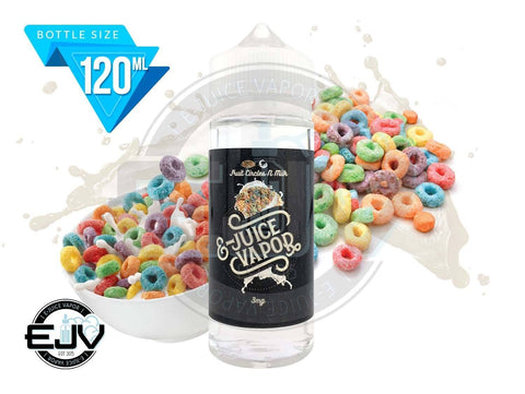 Fruit Circles N Milk by E-Juice Vapor 120ml