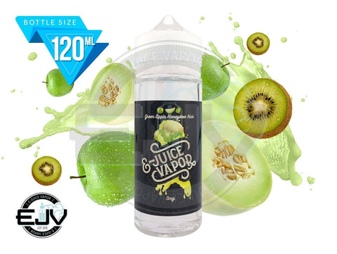 Green Apple Honeydew Kiwi by E-Juice Vapor 120ml