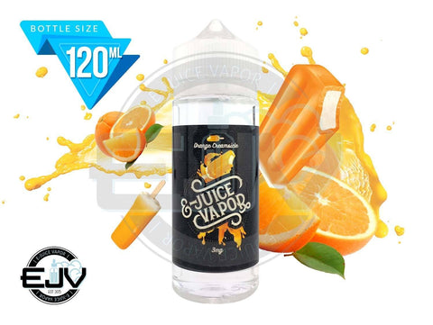 Orange Creamsicle by EJuice Vapor 120ml