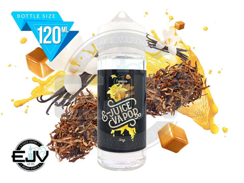 Tobacco by E-Juice Vapor 120ml