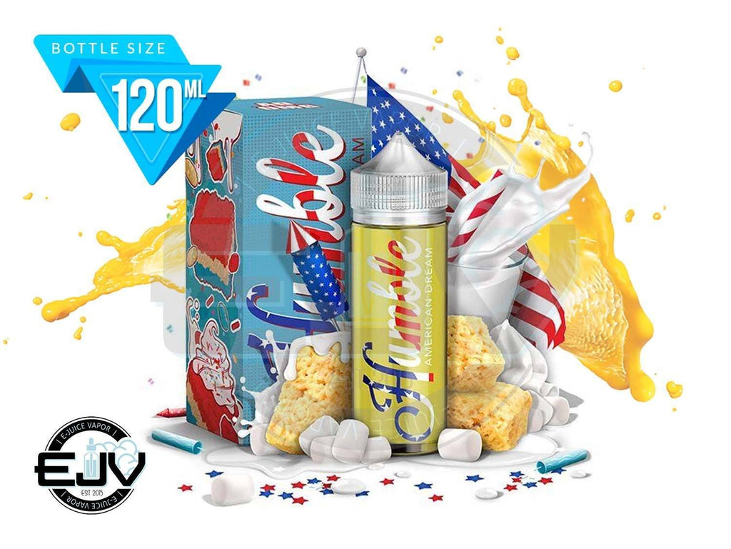 American Dream by Humble Juice 120ml